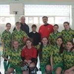 Соревнования по мини-футболу среди женских команд  Чемпионата Ростовской области 2016-2017 г._Logo