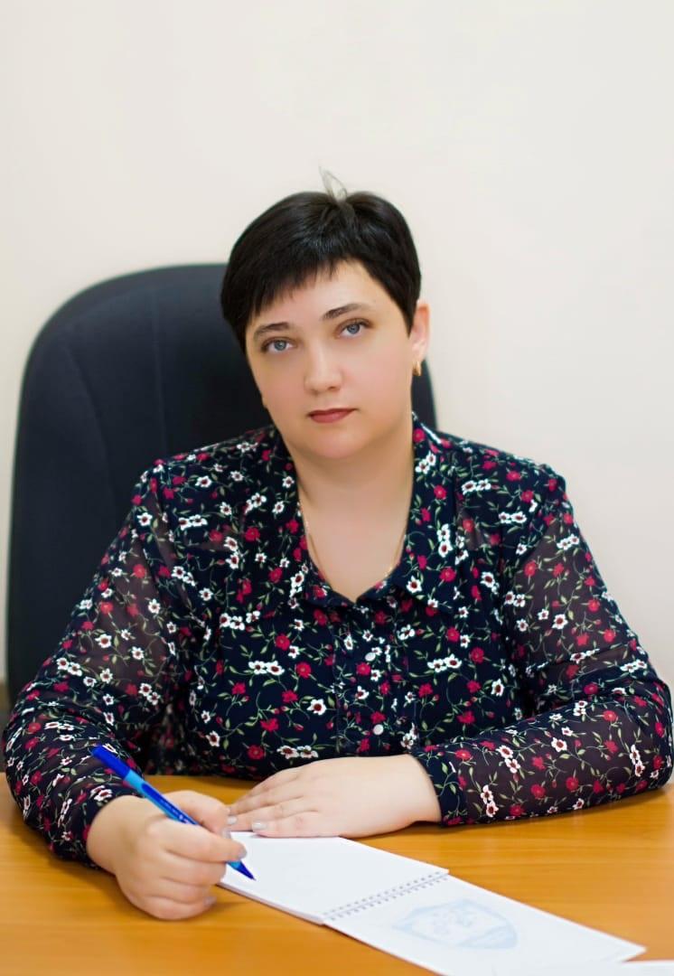 Капц Ирина Валерьевна