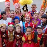 5-й международный фестиваль национальных культур «Народов дружбы кружева» - Logo