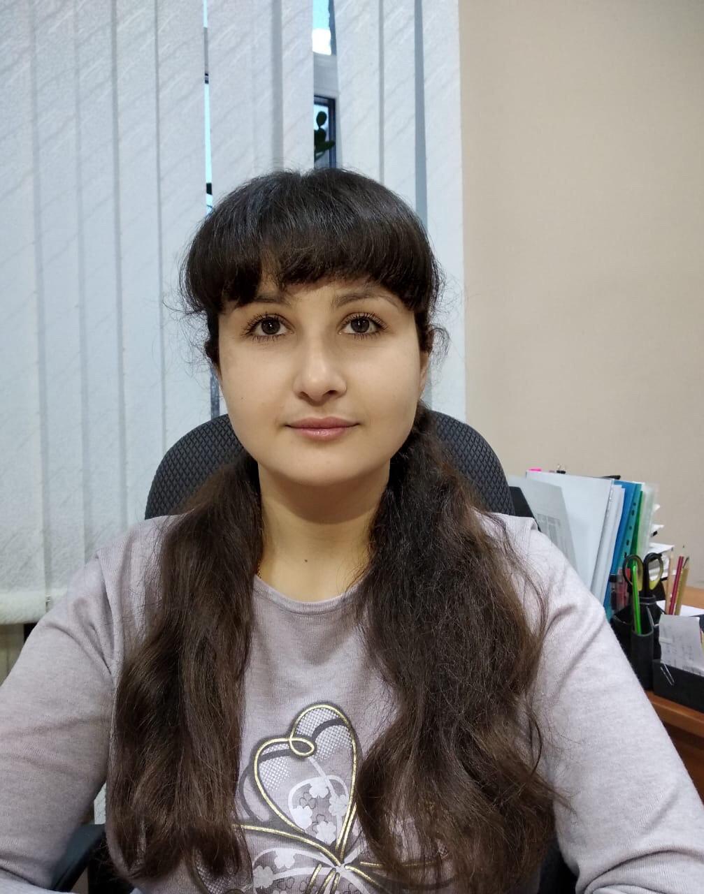 Пищикова Лариса Валериевна