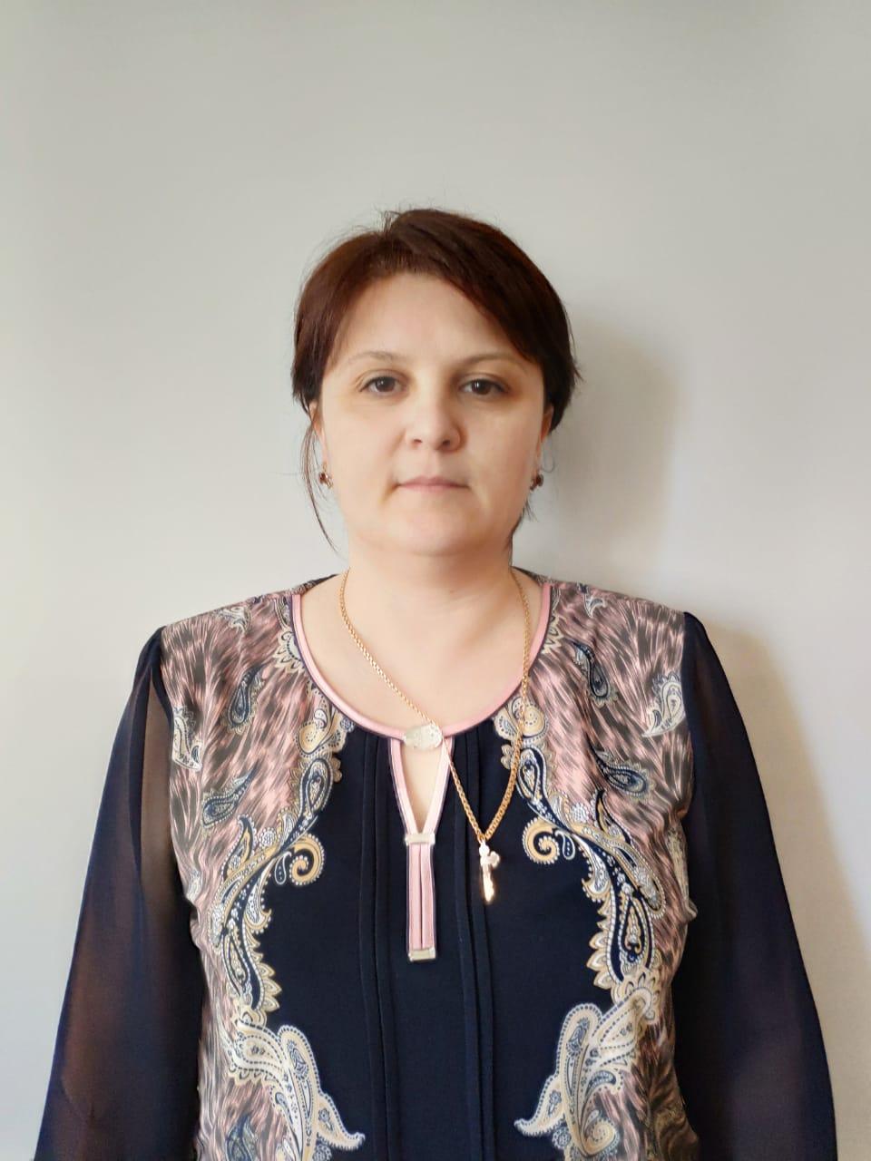 Толмачева Вера Георгиевна
