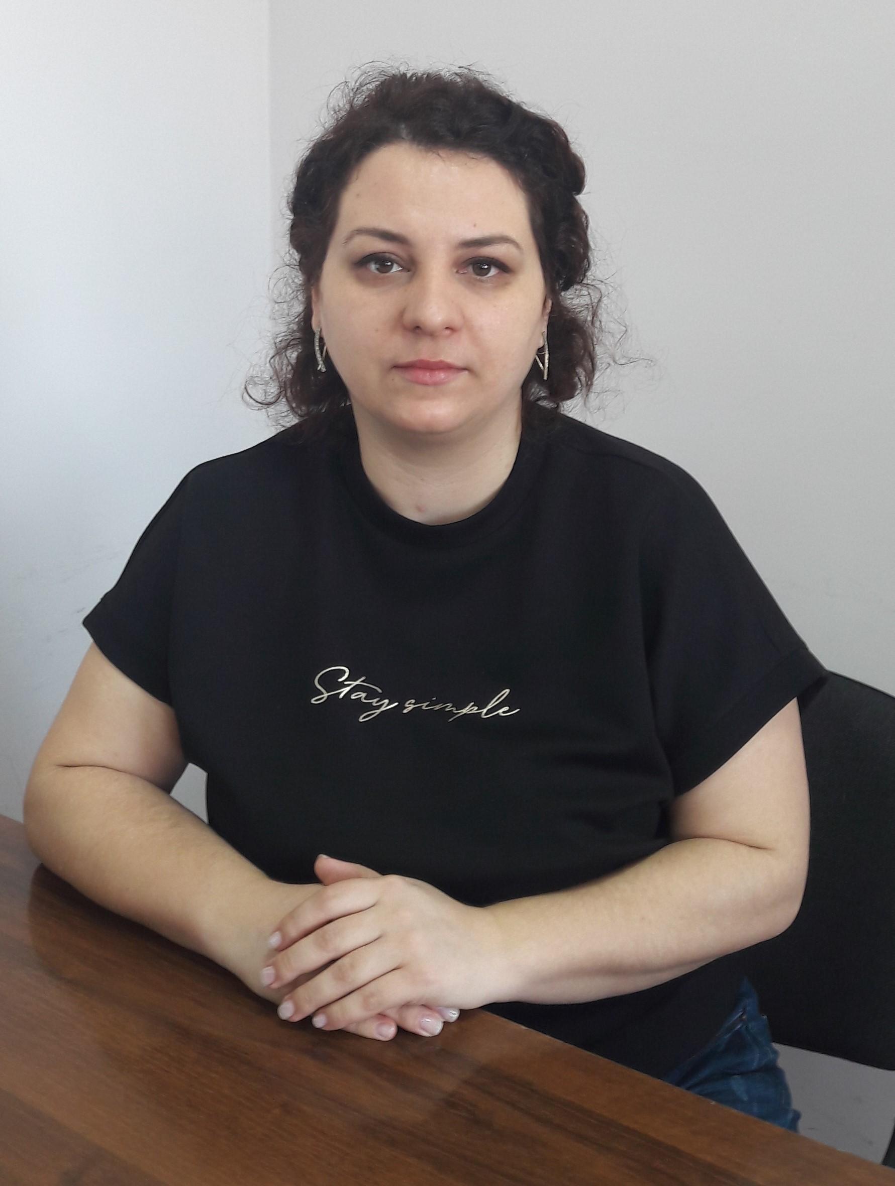 Шахнина Ольга Петровна