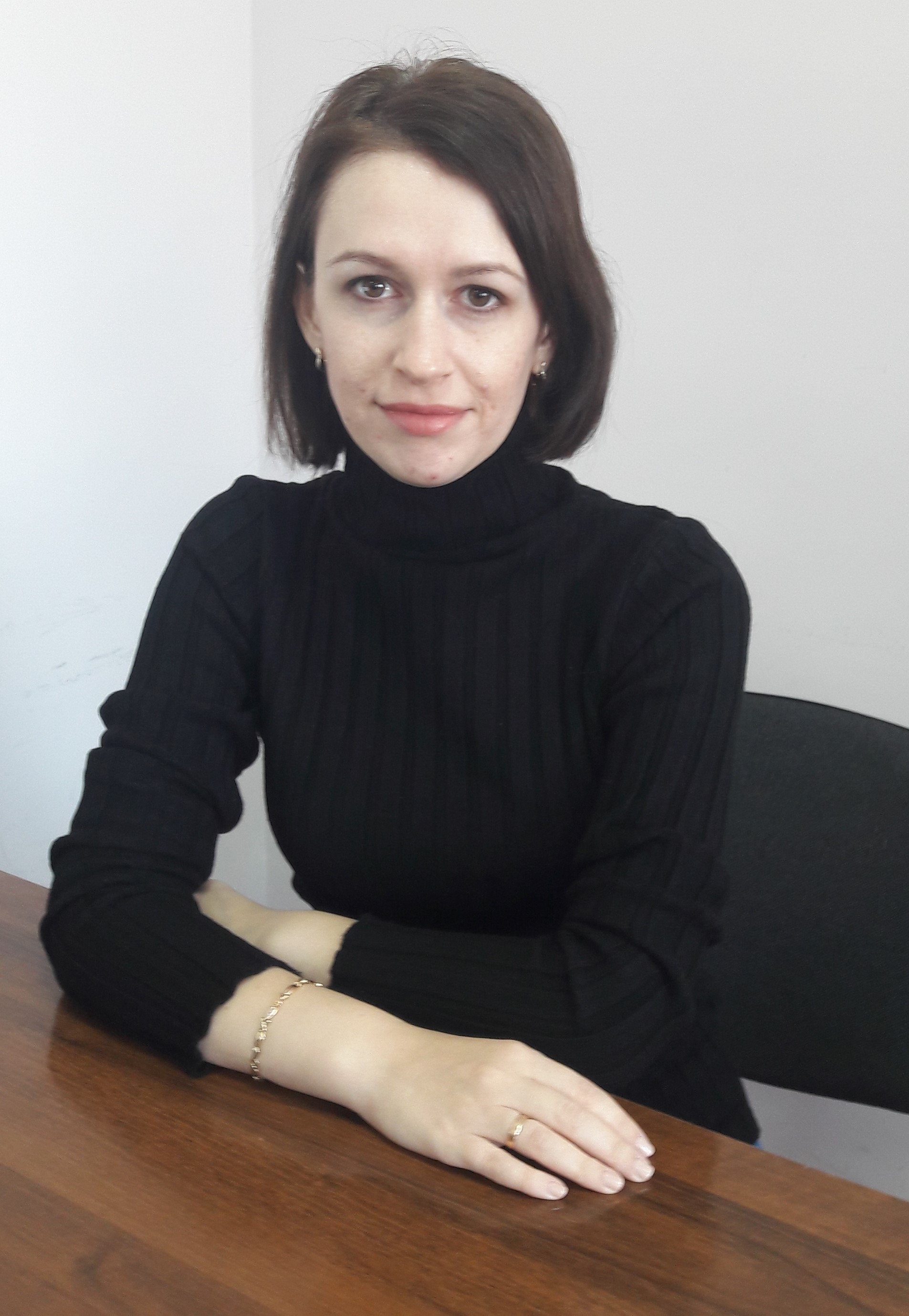 Юрина Олеся Яковлевна
