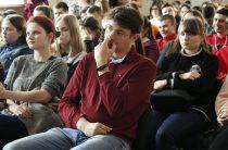 Встреча обучающихся с представителями Центра студенческих отрядов ДГТУ