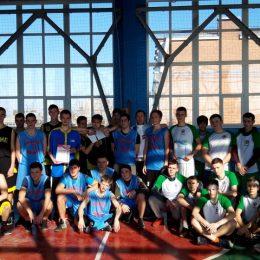 Соревнования по баскетболу среди юношей