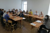 Круглый стол с выпускницей кафедры «Экономика и управление»
